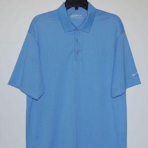 Nike Golf Dry Fit mens short sleeve polo shirt